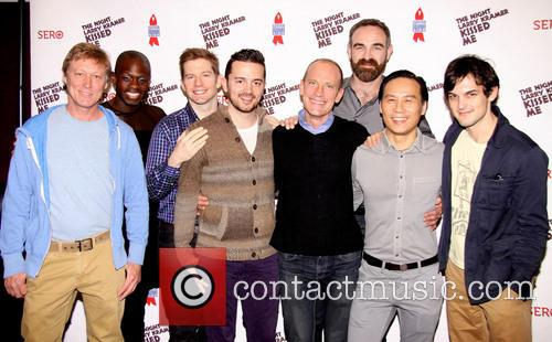 David Drake, Robert La Fosse, Donald C. Shorter Jr., Rory O'malley, Chad Ryan, Aaron Tone, B.d. Wong and Wesley Taylor 3
