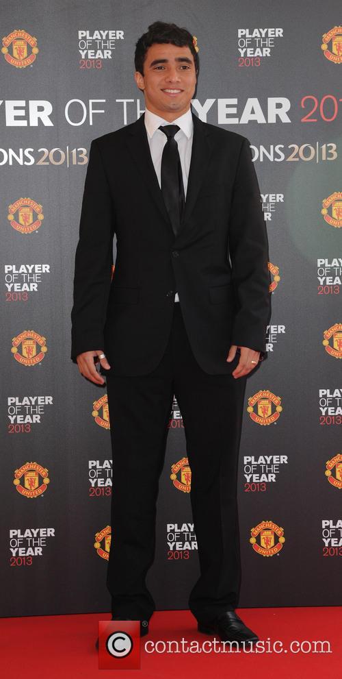 Manchester United and Rafael Da Silva 6