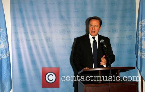 U.k. Prime Minister David Camero 3