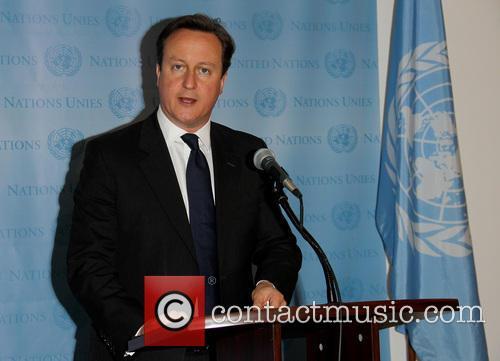 U.k. Prime Minister David Camero 4