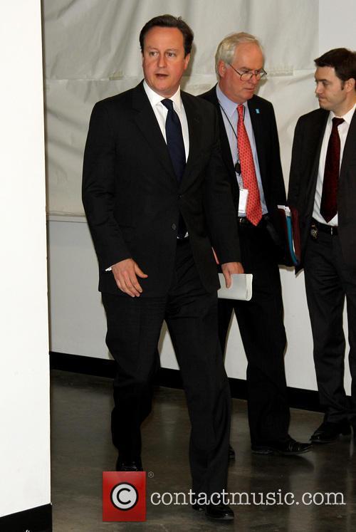 U.k. Prime Minister David Camero 6