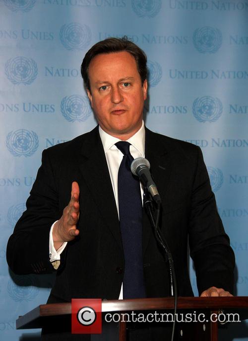 U.k. Prime Minister David Camero 8