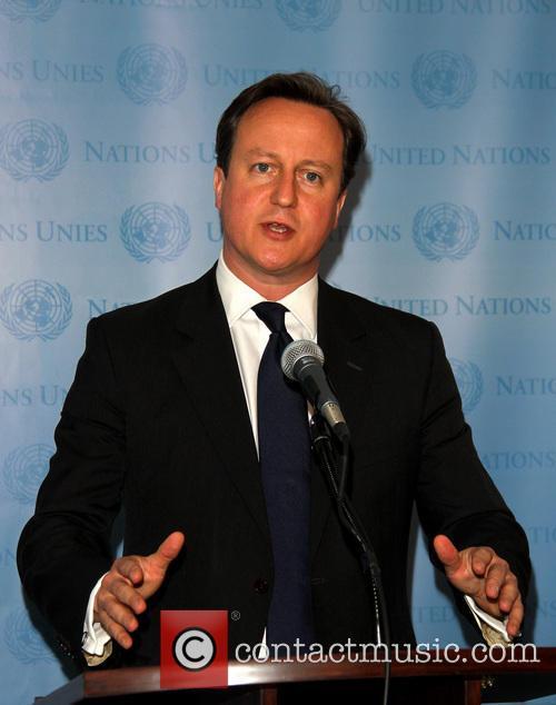 U.k. Prime Minister David Camero 9