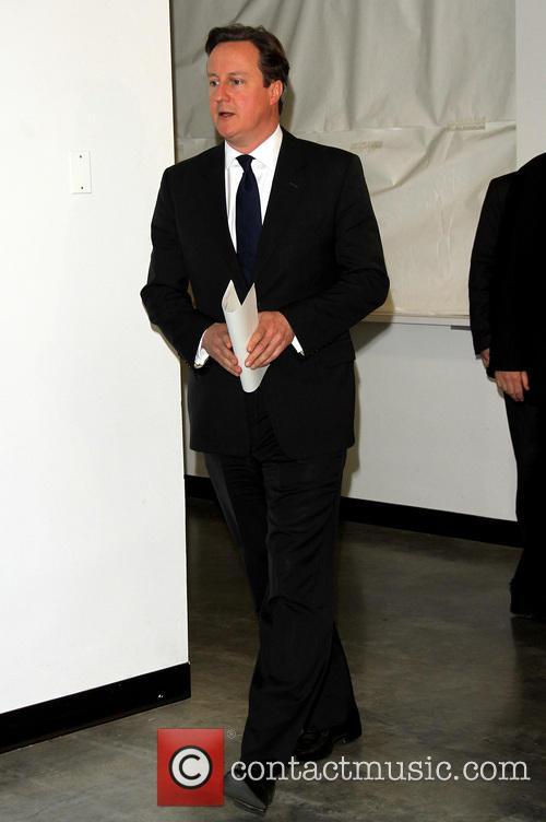 U.k. Prime Minister David Camero 1