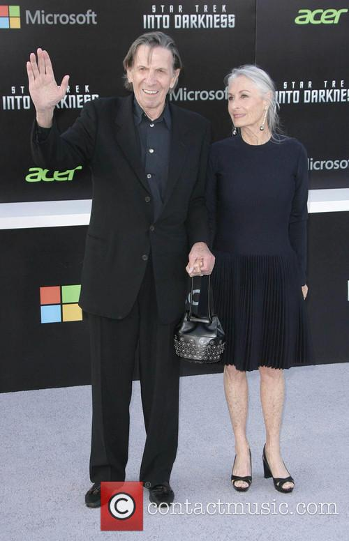 Leonard Nimoy and Susan Bay 5