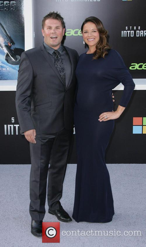 Star Trek, Rod Roddenberry and Wife Heidi 6