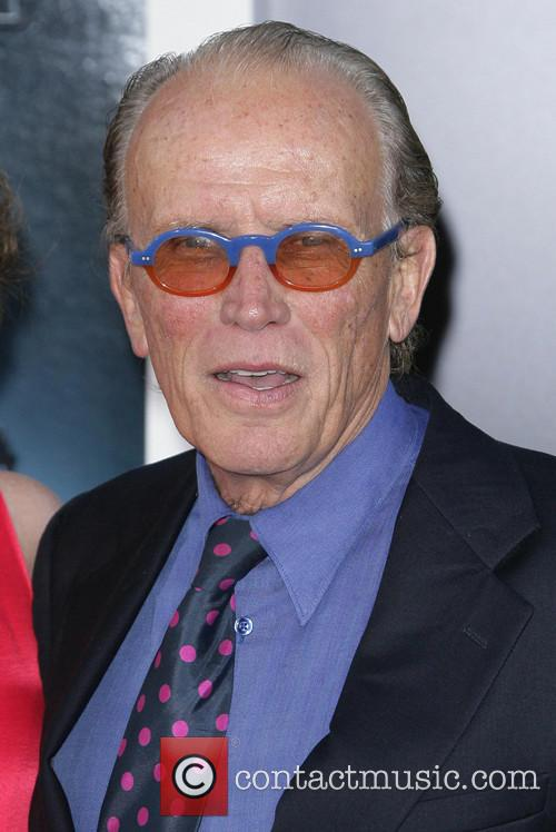 peter weller los angeles premiere of paramount 3663704