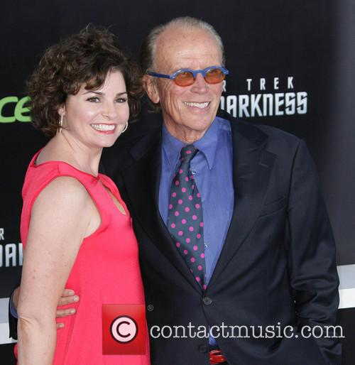 Peter Weller and Wife Shari Stowe 3