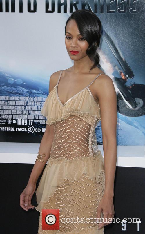 Zoe Saldana 11
