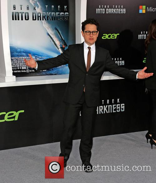 JJ Abrams, Star Trek Into Darkness LA Premiere