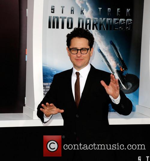 J.J. Abrams, Star Wars: Into Darkness Premiere
