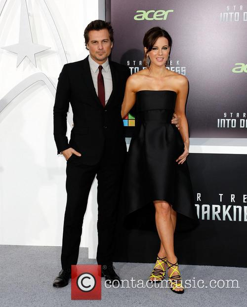 Len Wiseman and Kate Beckinsale 3