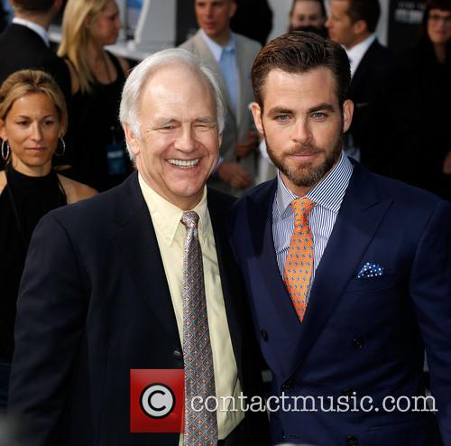 Robert Pine and Chris Pine 2