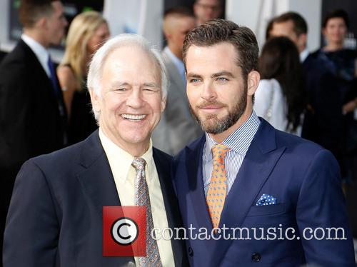 Robert Pine and Chris Pine 3