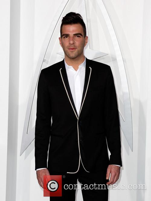 zachary quinto los angeles premiere of paramount 3663667