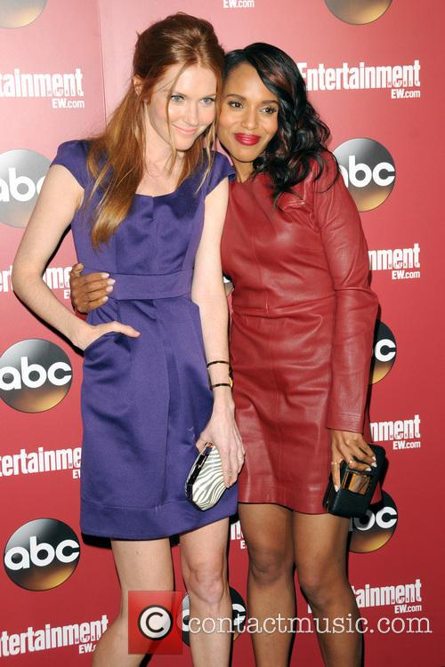 Entertainment Weekly and Darby Stanchfield 10