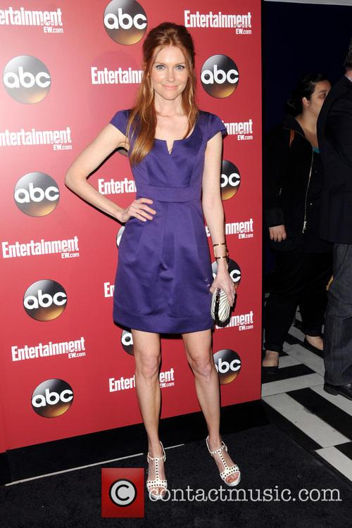 Entertainment Weekly, Darby Stanchfield