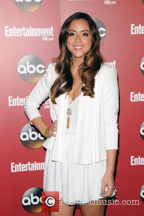 Entertainment Weekly and Chloe Bennet 4