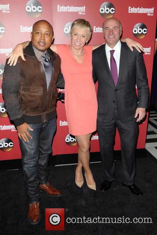 Daymond John, Barbara Corcoran and Kevin O'leary 3