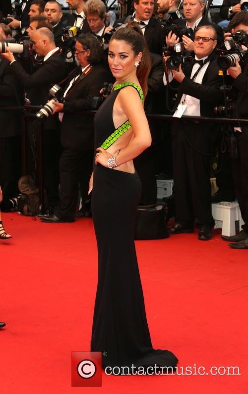 blanca suarez opening ceremony and great gatsby 3666511