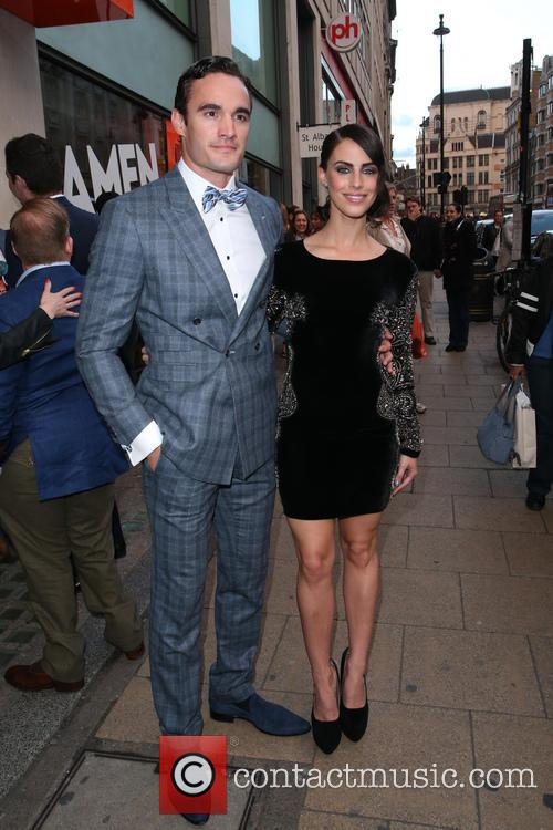 Thom Evans and Jessica Lowndes 6
