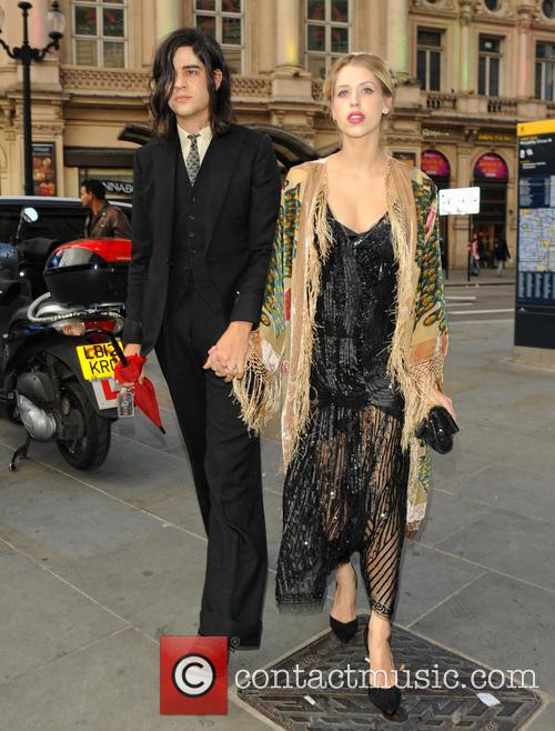 Peaches Geldof and Thomas Cohen 2
