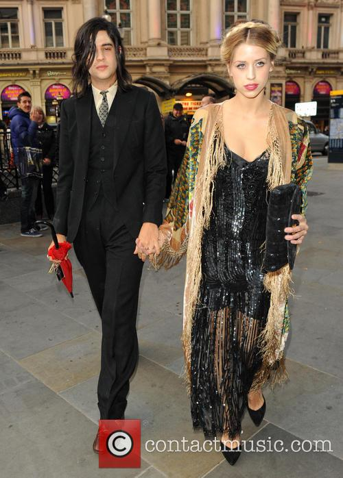Peaches Geldof and Thomas Cohen 3