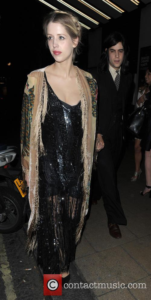peaches geldof thomas cohen celebrities leaving a special 3665971