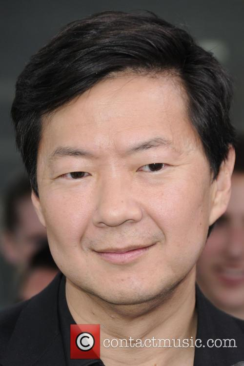 Ken Jeong appears on Much Music's NEW.MUSIC.LIVE television show