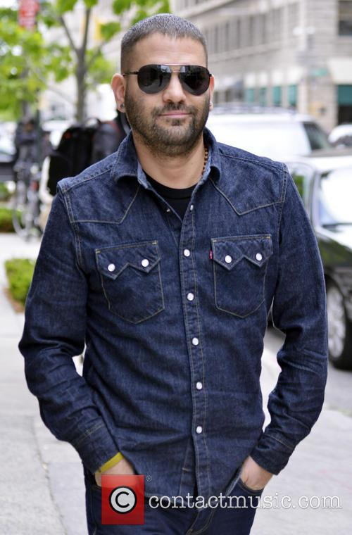 guillermo diaz celebrities outside their hotels in 3665918