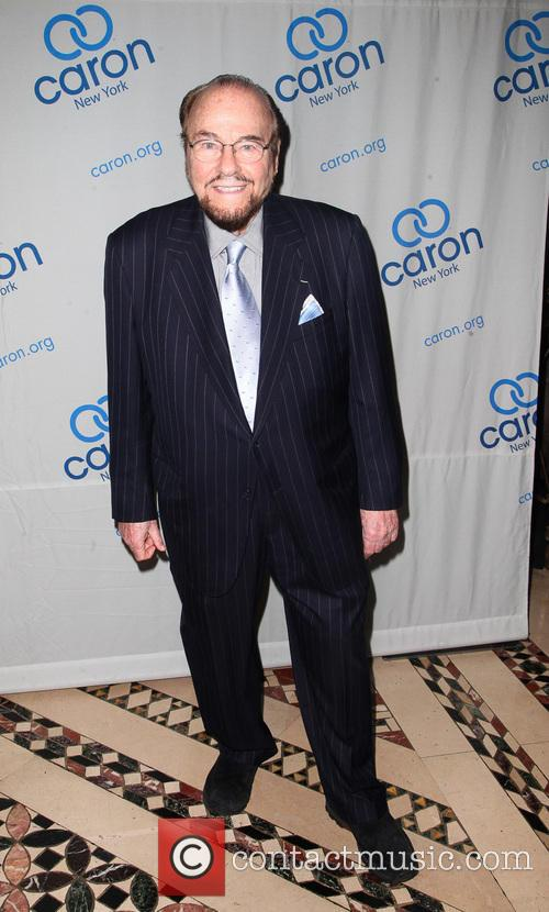 Music legend Paul Williams is honoured at the Caron Gala at Cipriani's in New York City