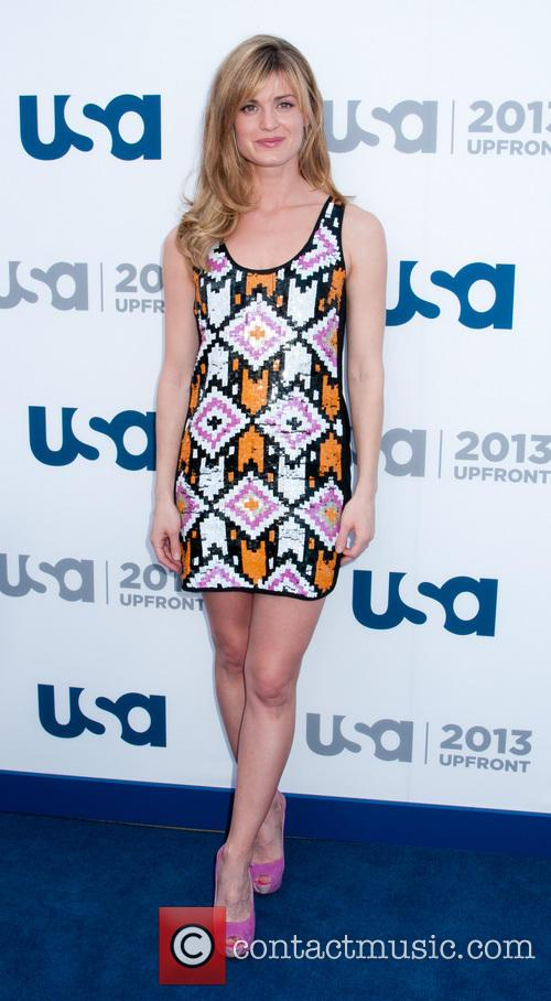 2013 USA Network Upfronts held at Pier 36