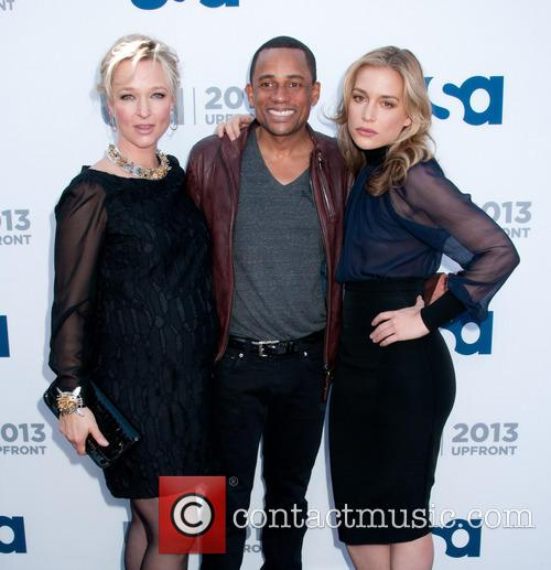 Kari Matchett, Hill Harper and Piper Perabo