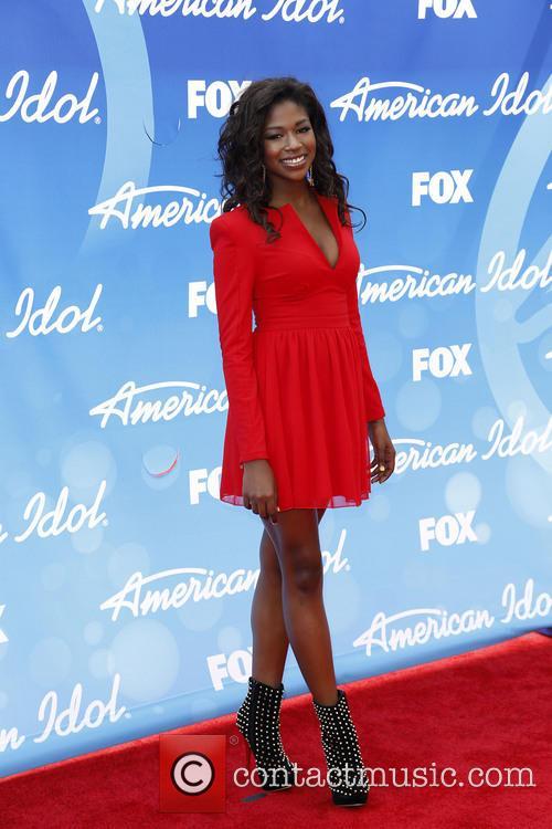 American Idol, Amber Holcomb, Nokia Theatre LA Live