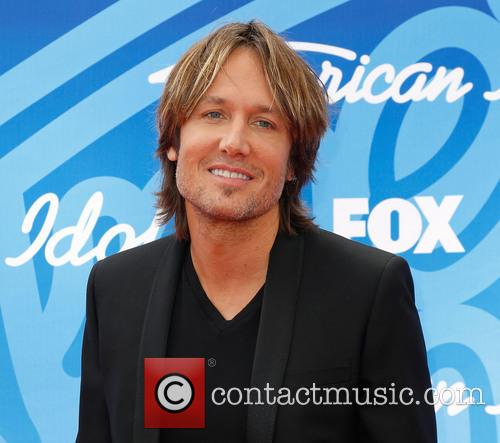 Keith Urban Idol
