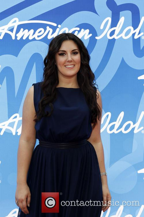 American Idol and Kree Harrison 11