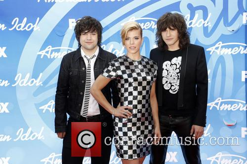 American Idol, Neil Perry, Kimberly Perry and Reid Perry 9
