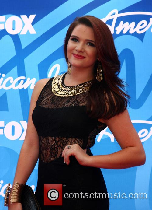 American Idol, Katie Stevens, Nokia Theater at LA Live