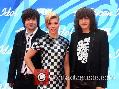 American Idol, Neil Perry, Kimberly Perry, Reid Perry, Nokia Theater at LA Live