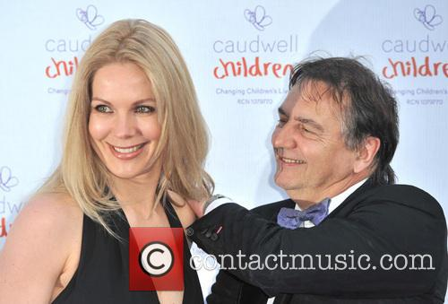 Butterfly and Raymond Blanc 5