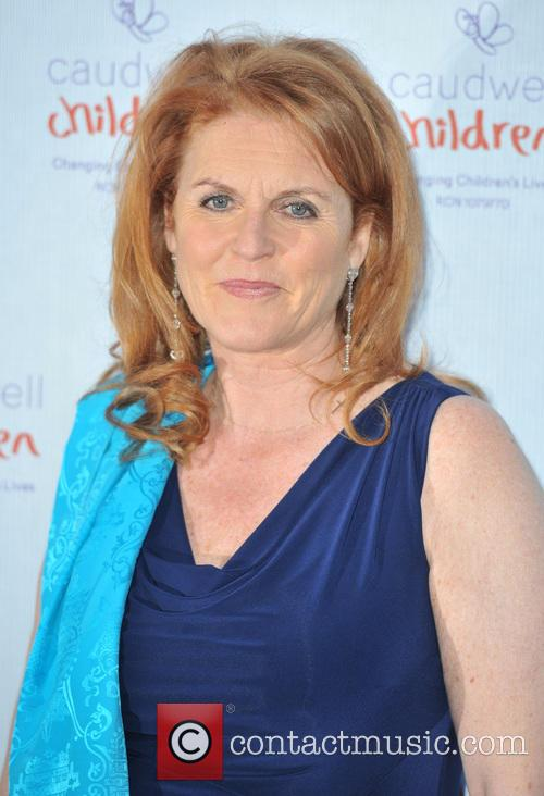 Sarah Ferguson and Duchess Of York 2