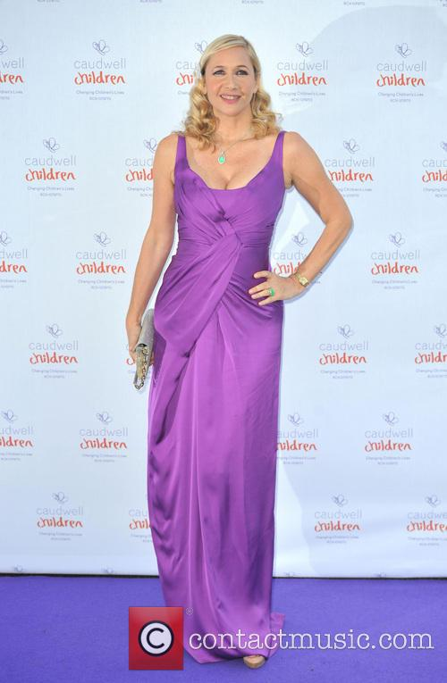 Caudwell Children Butterfly Ball held at Battersea Evolution...