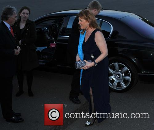 Sarah and Duchess Of York 3