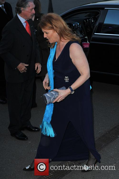 Sarah and Duchess Of York 4