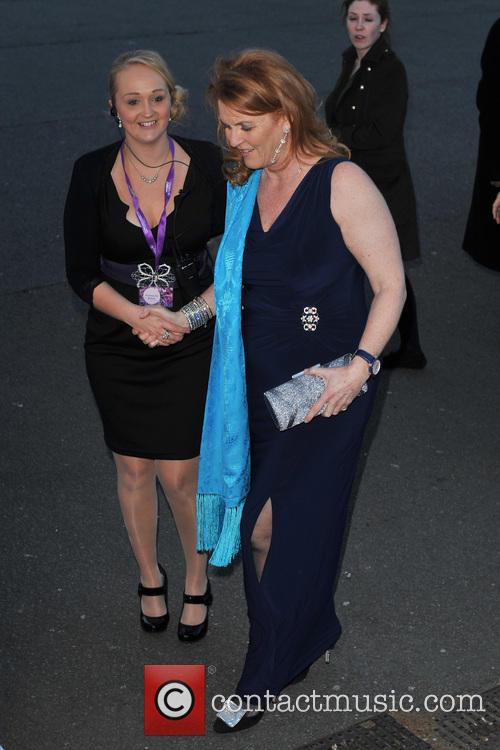 Sarah and Duchess Of York 5