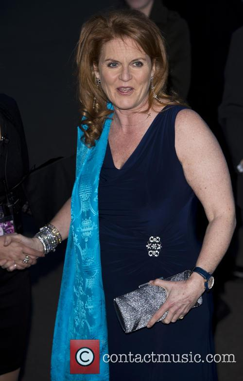 Sarah and Duchess Of York 10
