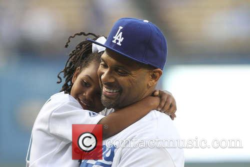 Mike Epps, Dodger Stadium