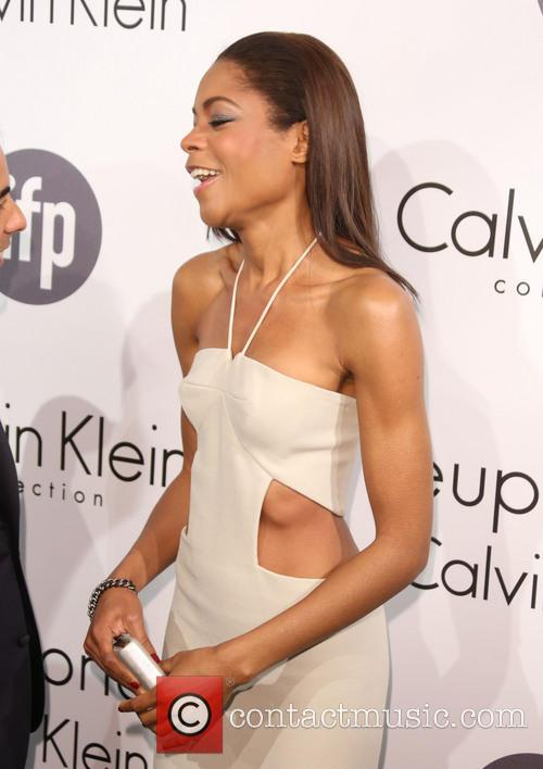 The IFP and Calvin Klein party