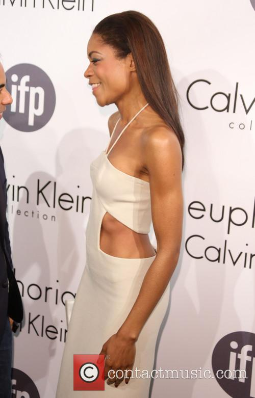 naomie harris the ifp and calvin klein 3667291