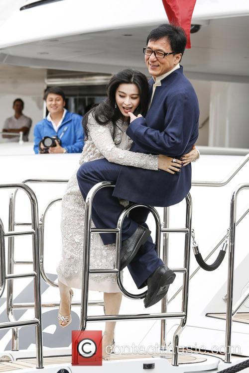 Fan Bingbing and Jackie Chan 11